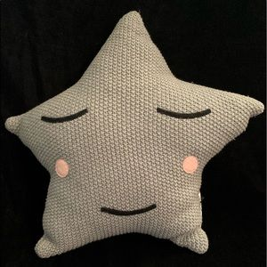 Baby Star Pillow